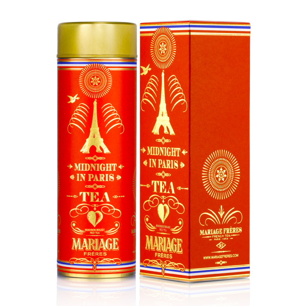 TE6216 - MIDNIGHT IN PARIS® Tè rosso Rooibos
