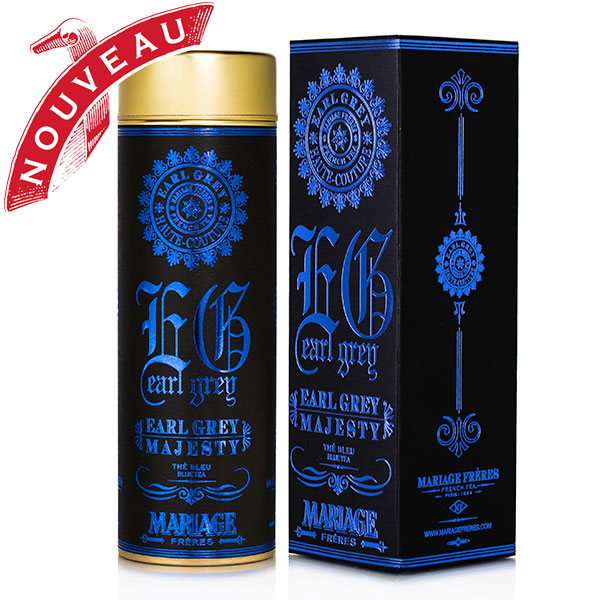 TE8017 - EARL GREY MAJESTY® Flavoured Blue Tea™