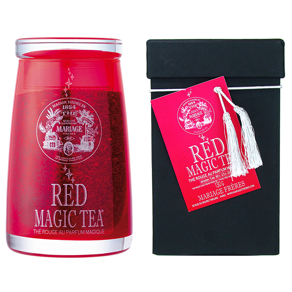 TF643 - RED MAGIC TEA ™ Rooibos rouge sans théine