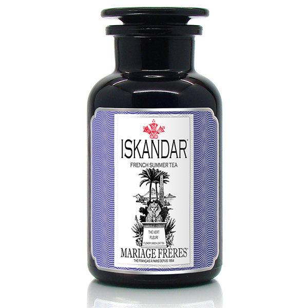 TFG984 - ISKANDAR® Green iced tea