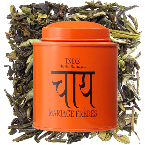 TJ9IN - INDIA - Thé des Maharajahs® Black tea