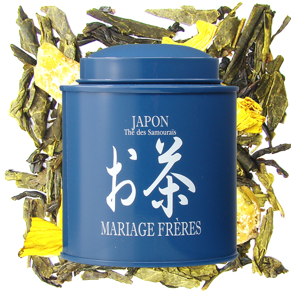 TJ9JA - JAPAN - Thé des Samouraïs® Green tea