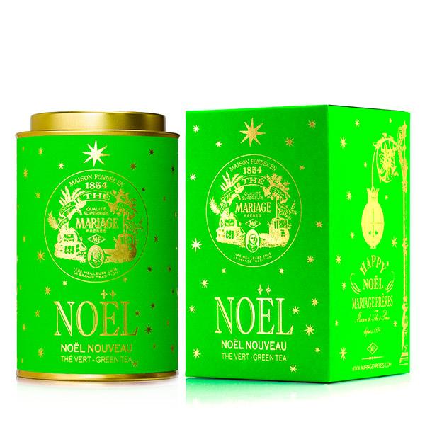 NOËL NOUVEAU® - Thé vert merveilleux - aux épices festives
