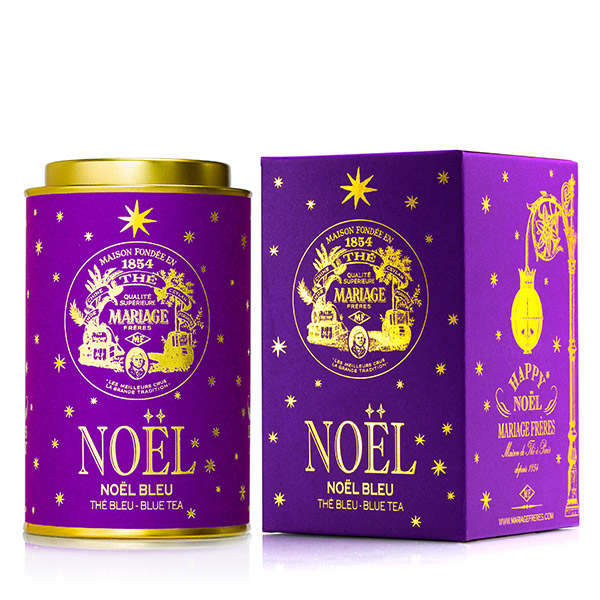TJC9213 - NOËL BLEU® Blue tea™