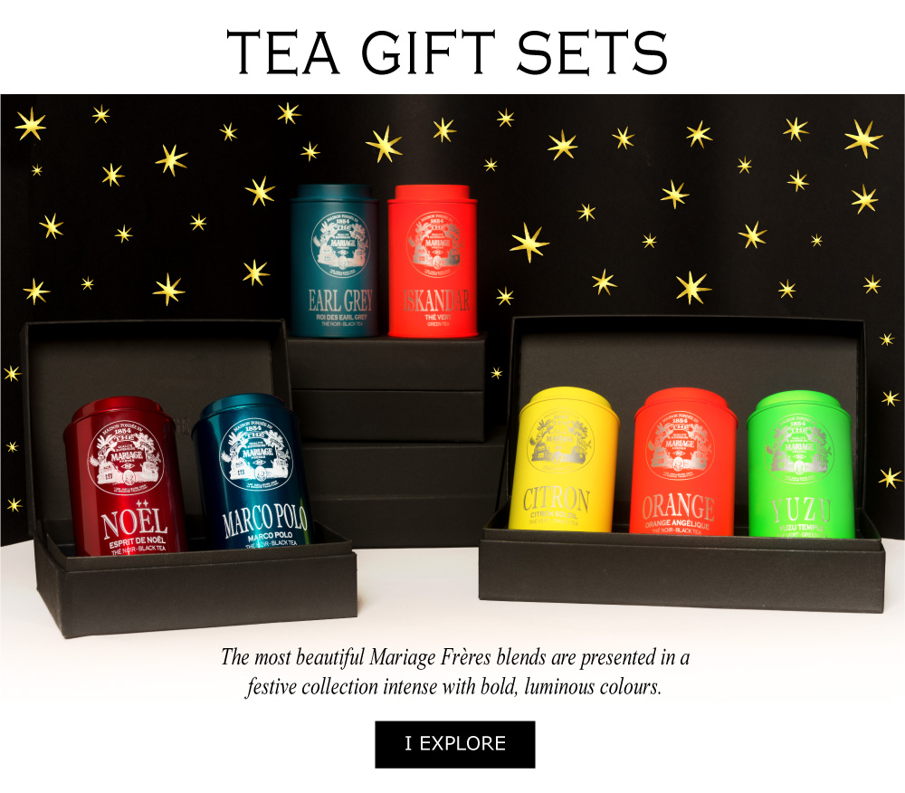 Discover all our gift sets, the perfect present for Christmas