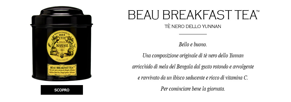 BEAU BREAKFAST TEA®