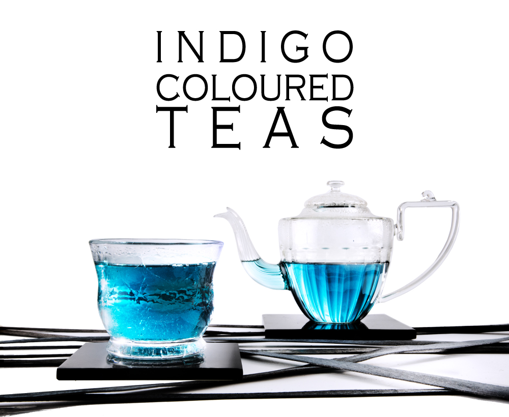 Indigo, emerald and even azure: myriad nuances of blue parade in your cup. A promise of blue – deep, fascinating and seductive – with each infusion.