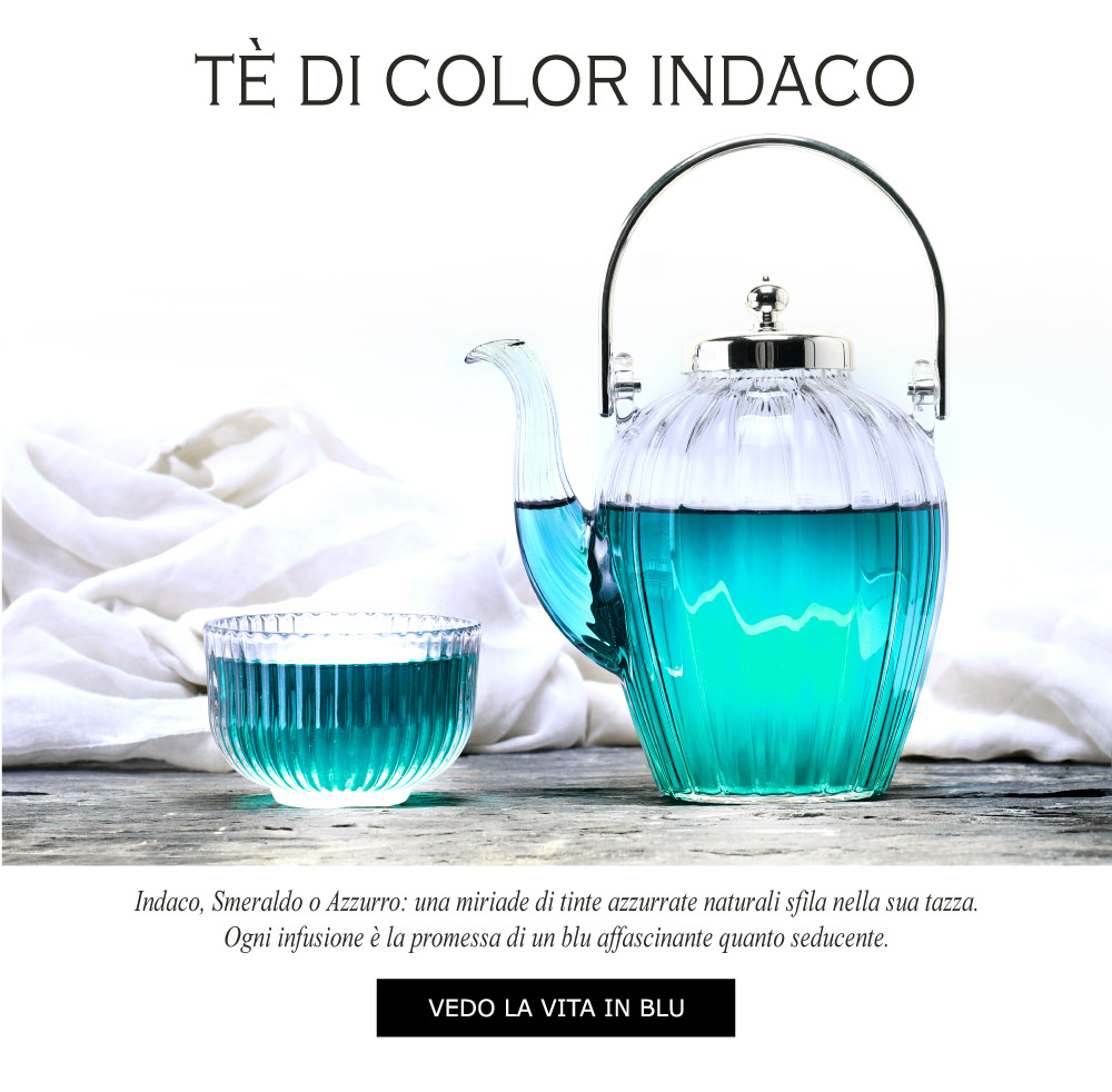 Tè di color Indaco