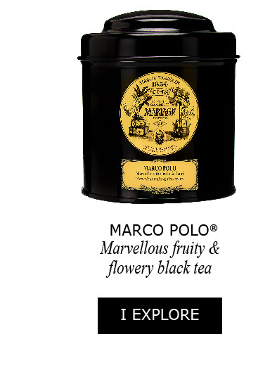 Marco Polo, marvellous fruity & flowery black tea