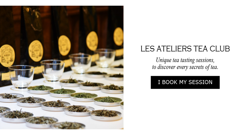 Tea Club : private classes in Paris to discover every secrets around tea