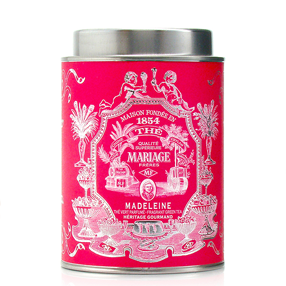 Madeleine, a green tea from the Héritage Gourmand collection