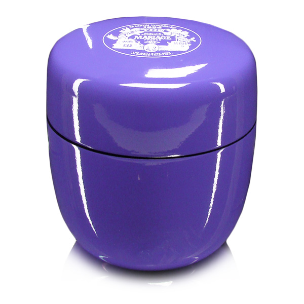 Ceremonie : empty tea canister or tin lacquered