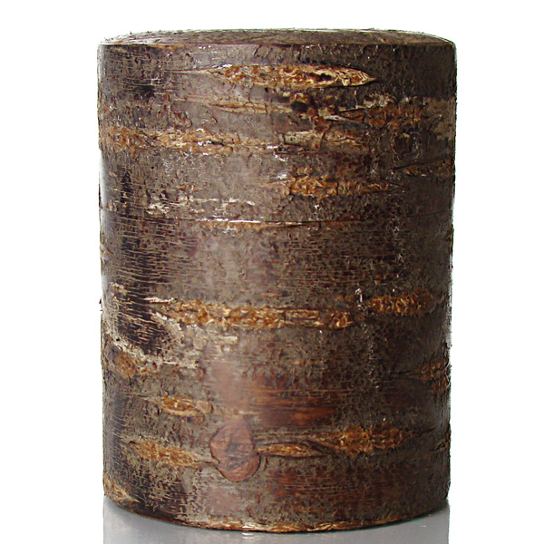 Japanese cherry bark canister