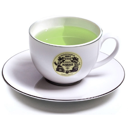 Our finest harvests green tea from China, Darjeeling, Nepal, and the best Japanese gyokuro. And our French scented green tea as Marco Polo or Opera