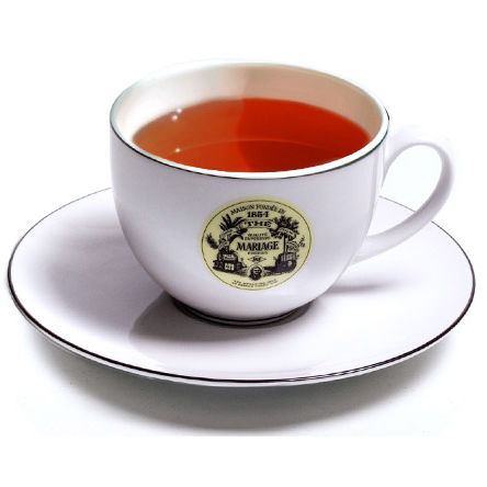 Red tea, Rooibos scented with vanilla, mint, rose or even earl grey