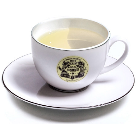 Scented French tea : white tea, green tea, black tea, oolong blue tea, pu erh or pu-erh