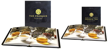 French Tea : book about Mariage Frères History