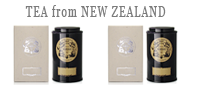 Maori teas : New Zealand organic black tea & blue tea