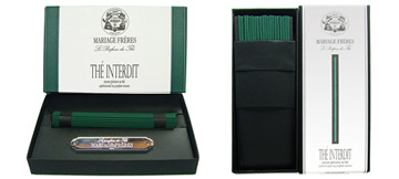 Thé Interdit tea incense sticks