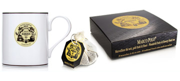 coffret tea break - Mariage Freres Marco Polo