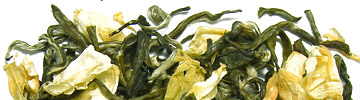 Jasmine grenn tea, white tea, black tea or oolong blue tea and even organic jasmine tea