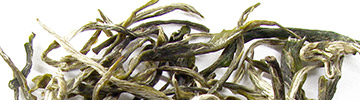 Green te from China, Japan, Korea or Darjeeling and even organic green tea