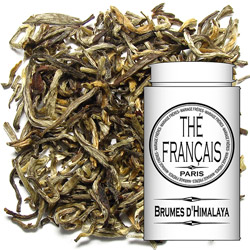 Brumes d'Himalaya : Darjeeling black tea from Precious Tea collection