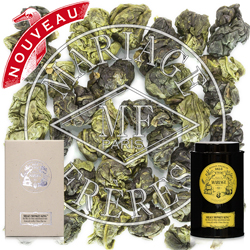 Milky Monkey King : Ti Kuan Yin oolong Blue tea coming from China, Fujian province, from Rare Teas collection