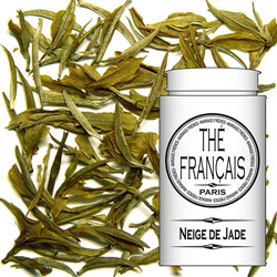 Neige de Jade : Darjeeling organic white tea from Precious Tea collection