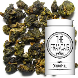 Opium Hill : Thai oolong Blue Tea from Precious Tea collection