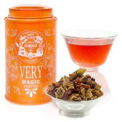Very Magic : caffeine free fruit tea with citrus, flowers and apple from Very Fruit Tea collection