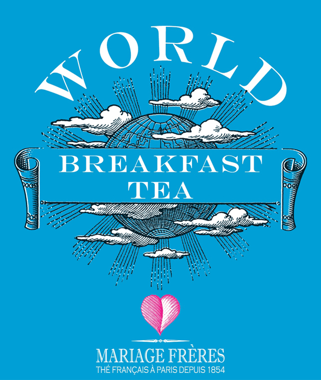 World Breakfast Tea : a wide range of straight and scented tea for the morning